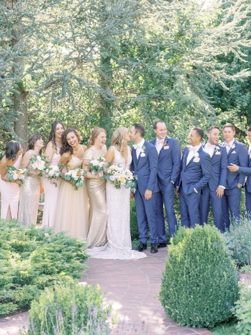 Pretty Denver Botanic Gardens Wedding – Decorus Fine Art Photography 8