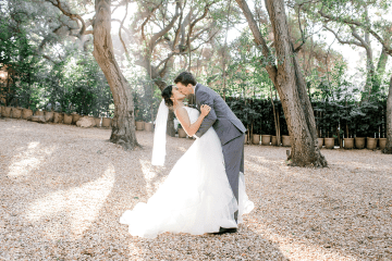 Rustic and Ethereal Calamigos Forest Wedding – Tracy Rinehart 6