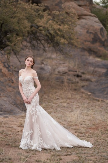 Wedding Postponement Guide – Gorgeous Allure Bridals Wedding Dresses for Your Bridal Photoshoot – 9751-AD3