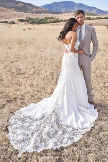 Wedding Postponement Guide – Gorgeous Allure Bridals Wedding Dresses for Your Bridal Photoshoot – 9776-AD1
