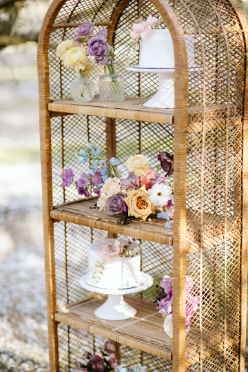 Whimsical Almond Orchard Blossom Wedding Inspiration – Playful Soul Photography 7