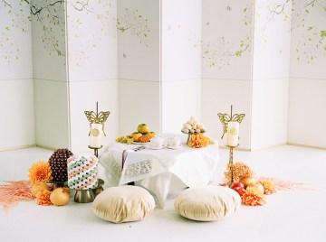 Modern Korean Wedding Inspiration – lilelements – Anadena Photography 6