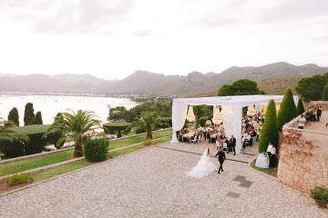 Lavish and Luxurious Mallorca Destination Wedding – Eric Kelley Photography – Galia Lahav 26