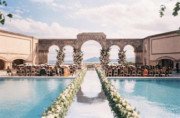 Lavish and Luxurious Mallorca Destination Wedding – Eric Kelley Photography – Galia Lahav 27