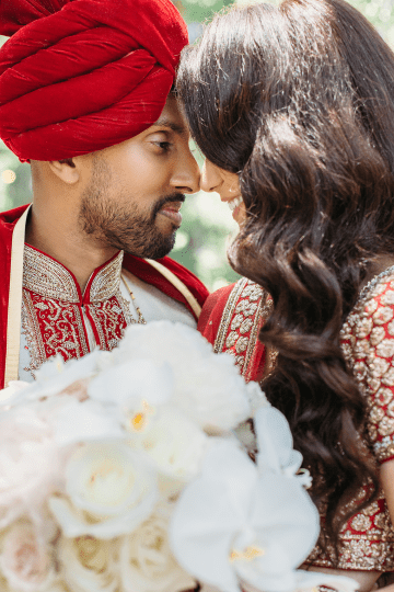 Multicultural Persian and Indian Wedding at Calamigos Ranch – Purity Weddings 24