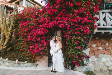 Stylish Same-Sex Palm Springs Wedding – Colony 29 – Ryan Horban Photography 13