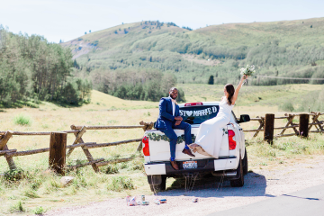 Intimate Enchanting Forest Elopement in Park City Utah – Gabriella Santos Photography 3