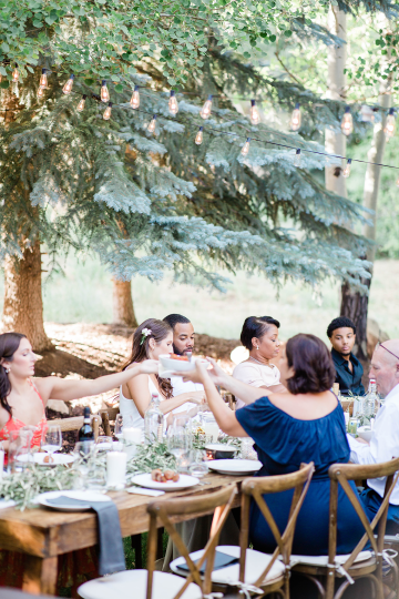 Intimate Enchanting Forest Elopement in Park City Utah – Gabriella Santos Photography 47