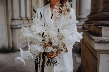 Stylish Berlin Elopement Inspiration – Anastasia Conze Weddings and Events – Adela Dupetit von O Dear 3