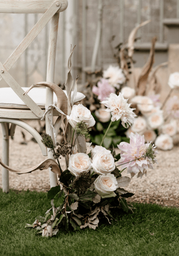 Fashion-forward Countryside Wedding Inspiration – Elmore Court – Laura Martha Photography 19