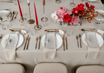 Fashion-forward Countryside Wedding Inspiration – Elmore Court – Laura Martha Photography 5