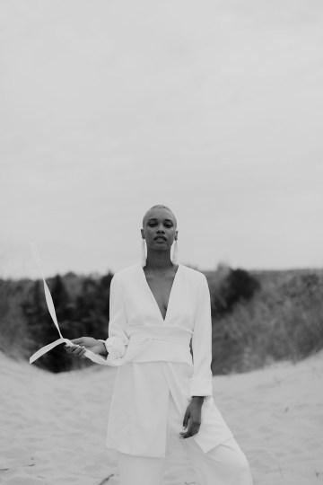 Modern and Fashion Forward 2021 Wedding Dresses by The LAW Bridal – Ezra + Logan