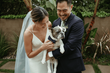 Stunning Intimate Elopement at Home – Gipe Photography 19