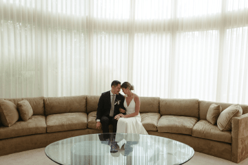 Stunning Intimate Elopement at Home – Gipe Photography 20