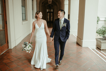 Stunning Intimate Elopement at Home – Gipe Photography 4