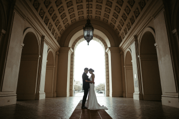 Stunning Intimate Elopement at Home – Gipe Photography 5
