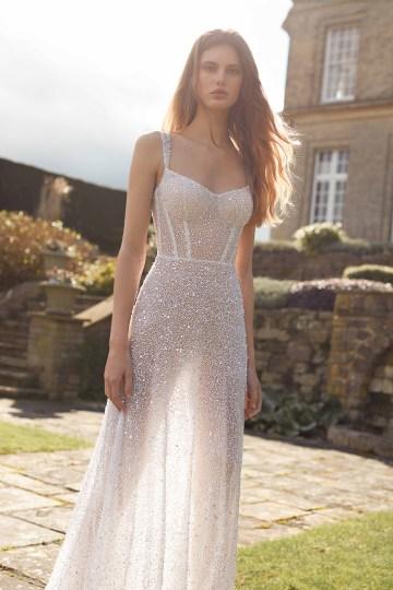 Stunning New 2021 Gala X Wedding Dresses by Galia Lahav – Bridal Musings – G-502-F