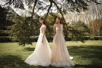 Stunning New 2021 Gala X Wedding Dresses by Galia Lahav – Bridal Musings – G-503-and-G-512