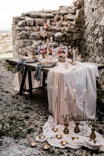 Alternative Vintage European Wedding Inspiration – Claudia Fellino Fotographie 12