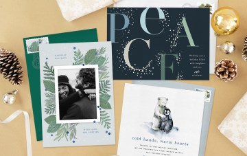 10 Beautiful Online Holiday Cards We Love (& You'll Love, Too!)