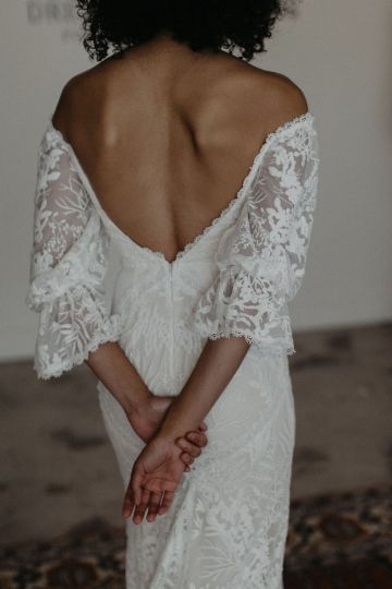 Dreamers and Lovers New Bohemian Wedding Dresses and LA Flagship Bridal Salon – Bridal Musings – Naomi Boho Wedding Dress 3