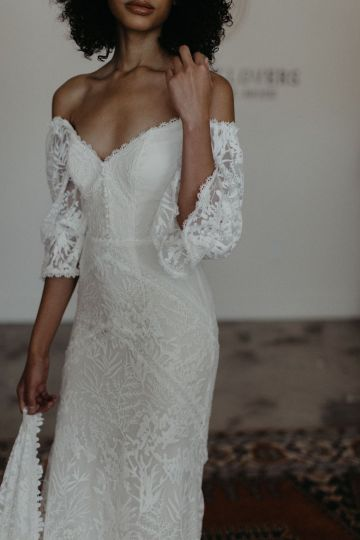 Dreamers and Lovers New Bohemian Wedding Dresses and LA Flagship Bridal Salon – Bridal Musings – Naomi Boho Wedding Dress 5