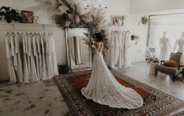 Dreamers & Lovers Release New Boho Weddings Dresses (& LA Flagship!)