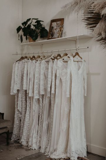 Dreamers and Lovers New Bohemian Wedding Dresses and LA Flagship Bridal Salon – Bridal Musings – Venice Showroom Interior 10