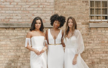 Goli June's Modern, Unique Bridal Collection Beckons A New Era Of Weddings