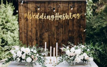 The Best Alternative To A Wedding Hashtag Generator