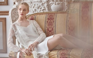 Sareh Nouri Releases Bridal Robes As Luxurious & Beautiful As Your Wedding Dress