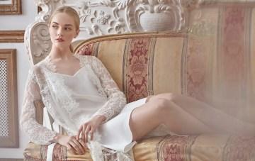 Sareh Nouri Releases Bridal Robes As Luxurious & Beautiful As Your Wedding Dress