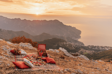 Intimate Cliffside Ravello Italy Microwedding – Enrico Capuano Photographer 1
