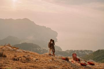Intimate Cliffside Ravello Italy Microwedding – Enrico Capuano Photographer 5