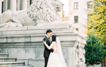 Vancouver Micro Wedding With A Chinese Tea Ceremony