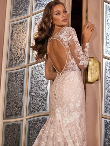 Extravagant Wedding Dresses for 2021 2022 – Val Stefani – Bridal Musings – D8276 C