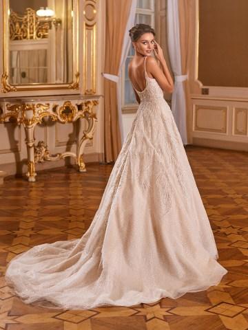 How to Plan A Luxurious Wedding At Home – Moonlight Bridal – Bridal Musings – J6824_B