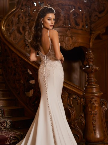 How to Plan A Luxurious Wedding At Home – Moonlight Bridal – Bridal Musings – J6826_C3