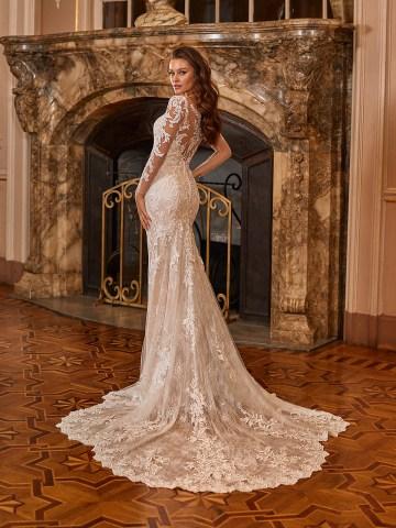 How to Plan A Luxurious Wedding At Home – Moonlight Bridal – Bridal Musings – J6828_B