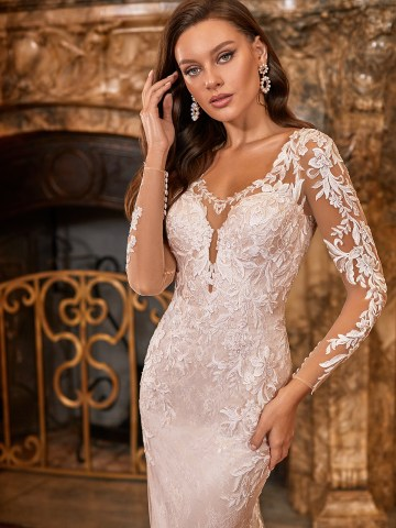 How to Plan A Luxurious Wedding At Home – Moonlight Bridal – Bridal Musings – J6828_C