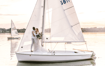 Why You Should Elope On A Sailboat