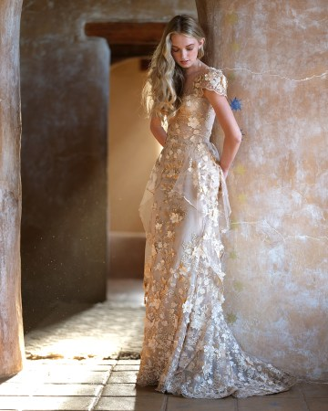 Ellen Wise Couture 2021 Custom Couture Wedding Dresses – Bridal Musings – Allegra Dress 3