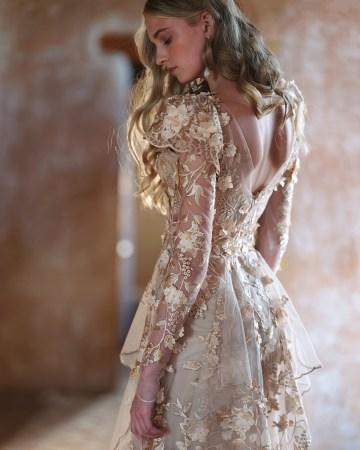 Ellen Wise Couture 2021 Custom Couture Wedding Dresses – Bridal Musings – Allegra Dress 4