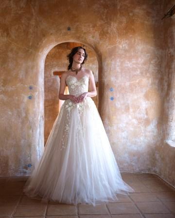 Ellen Wise Couture 2021 Custom Couture Wedding Dresses – Bridal Musings – Allesandra Dress 1