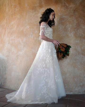 Ellen Wise Couture 2021 Custom Couture Wedding Dresses – Bridal Musings – Briar Dress 4