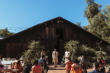 Rustic Indian Micro Wedding – Stonehurt Wedding Venue – Leilani Weddings – West Imagery Photography – PrettyParty Floral 5