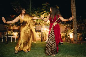 Pre Wedding Roka Celebration with Kerala Traditions – Claude Loren 17