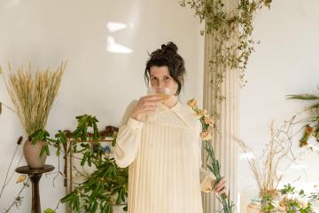 Hip and Casual Parisian Bridal Inspiration – Jackie Tara Studios – Old Time Feeling 4