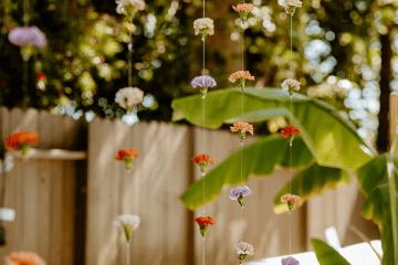 Intimate Backyard Indian Wedding – Carmelisse Photography – Leilani Weddings 14