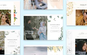 Our Favorite (& Free!) Wedding Website & Registry